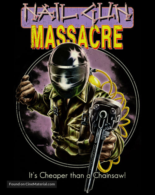 The Nail Gun Massacre movie poster