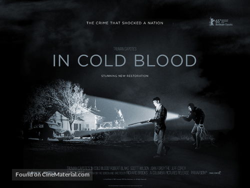 "in cold blood characteristics of criminal Are we born with preset, intrinsic characteristics that « in cold blood one response to ""in cold blood -argumentative -nature vs nurture."