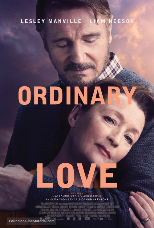Ordinary Love - British Movie Poster