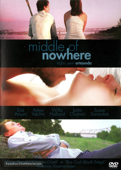 Middle of Nowhere - Turkish Movie Cover