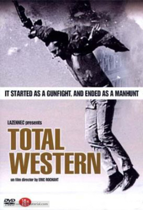 Total western - DVD cover