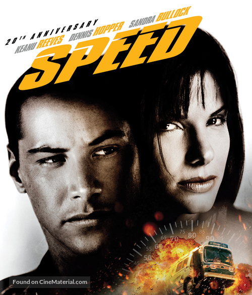 Speed - Movie Cover