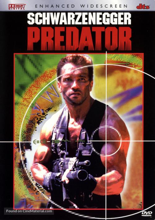 predator dvd cover
