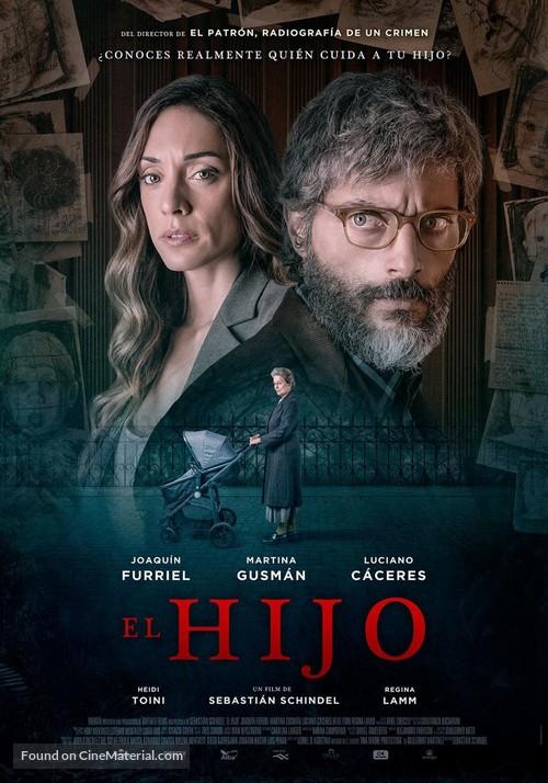 El Hijo - Argentinian Movie Poster