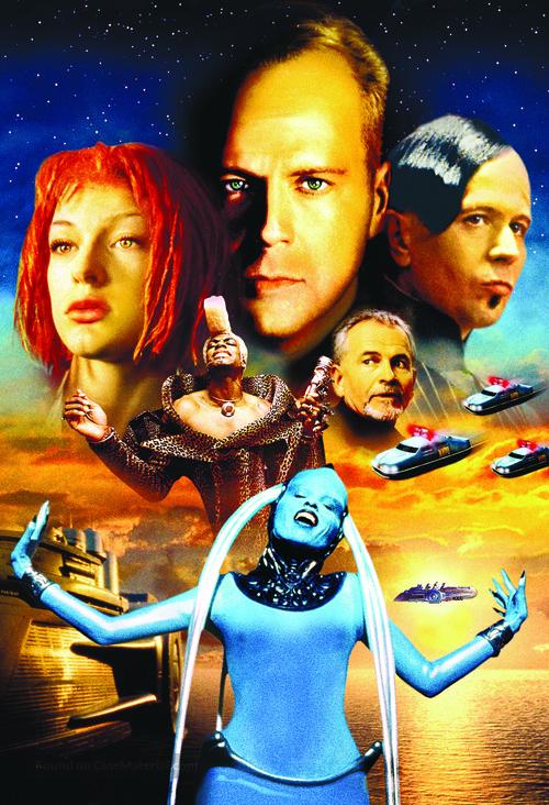 The Fifth Element - Key art