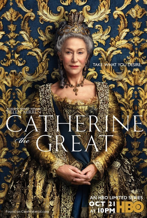 """Catherine the Great"" - Movie Poster"