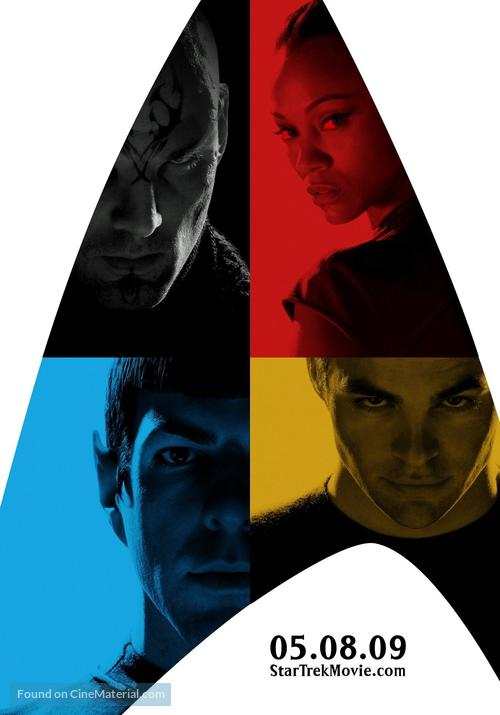 Star Trek - Movie Poster