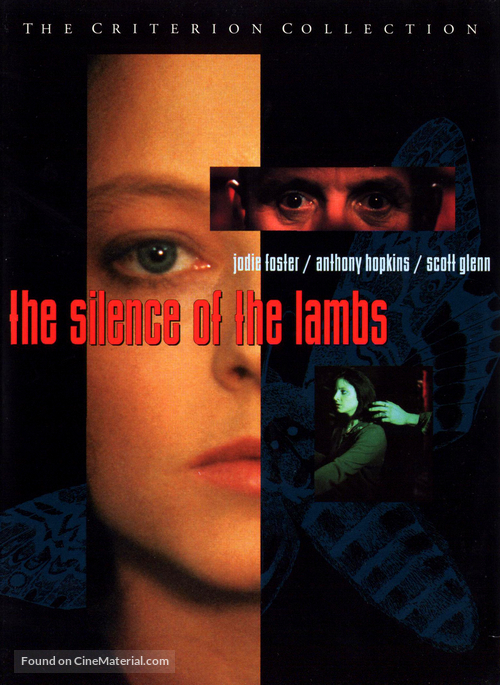 The Silence Of The Lambs - Movie Cover