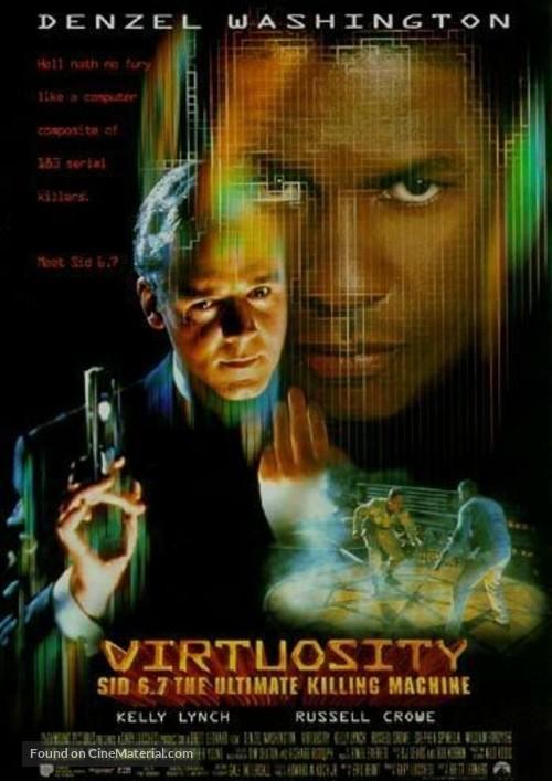 Virtuosity - Movie Poster