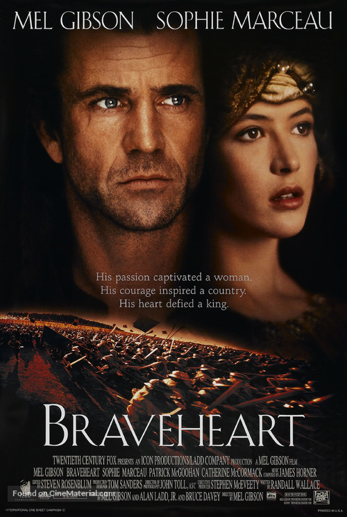 Braveheart - Movie Poster