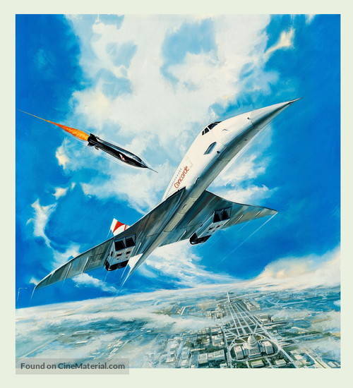 The Concorde: Airport '79 - Concept movie poster
