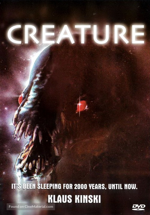 Creature - Movie Cover