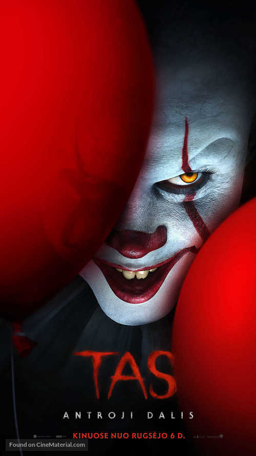 It: Chapter Two - Lithuanian Movie Poster