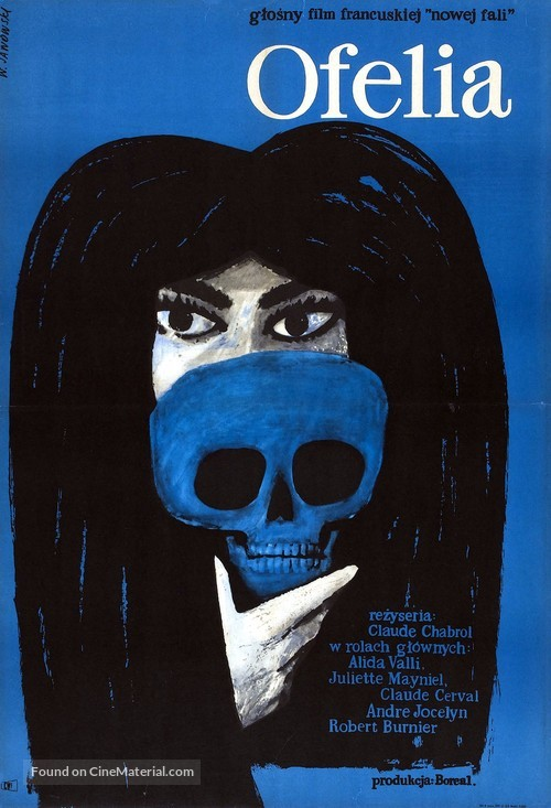 Ophélia - Polish Movie Poster
