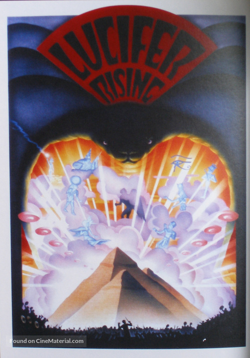 Lucifer Rising - Russian Movie Poster