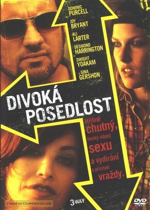 3-Way - Czech poster