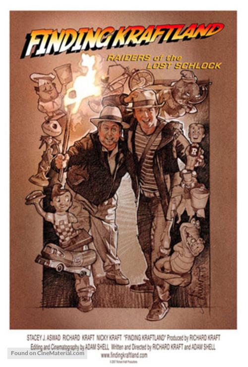 Finding Kraftland - Movie Poster
