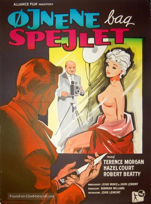 The Shakedown - Danish Movie Poster