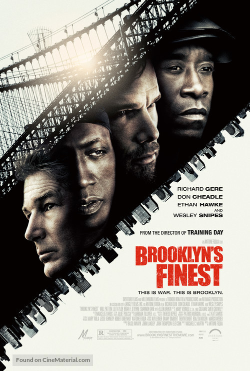 Brooklyn's Finest - Movie Poster