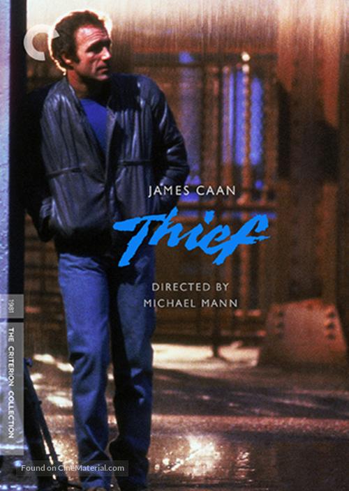 Thief - Movie Cover