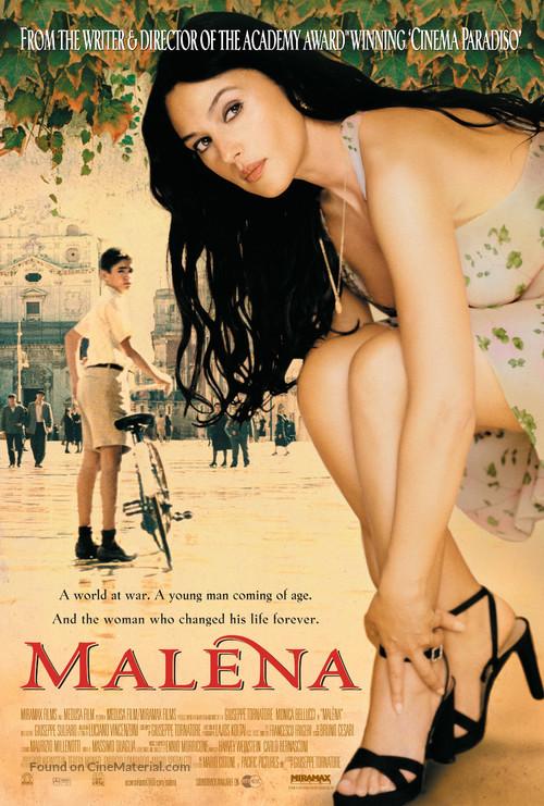 Malèna - Movie Poster