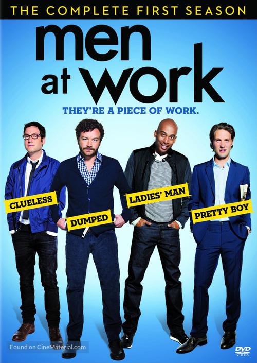 """""""Men at Work"""" - Movie Cover"""