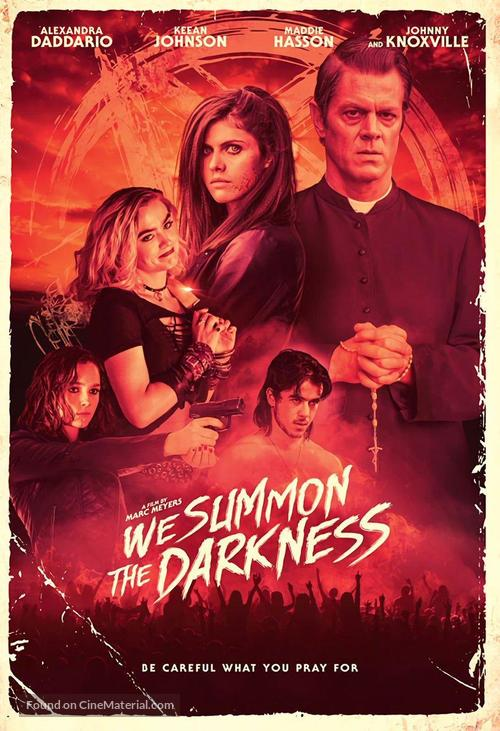 We Summon the Darkness - Movie Cover