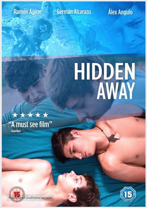 A escondidas - British Movie Cover