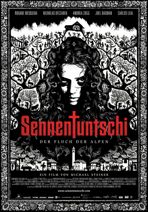 Sennentuntschi - Swiss Movie Poster