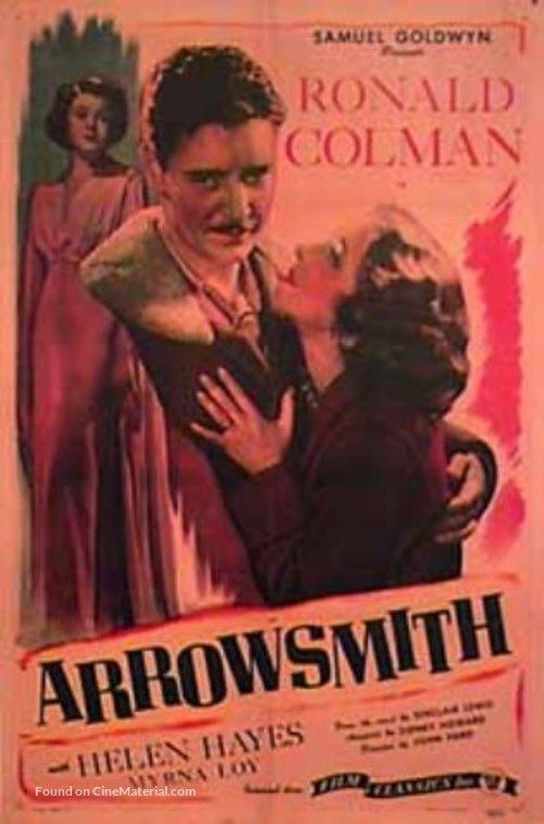 Arrowsmith - Movie Poster