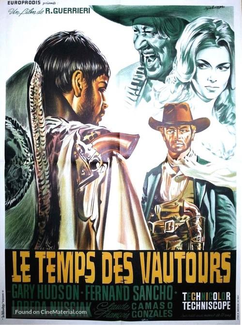 10.000 dollari per un massacro - French Movie Poster