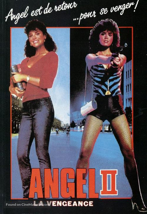 Avenging Angel - French Movie Cover