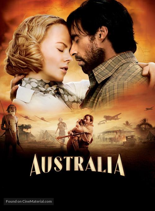 Australia - Movie Poster