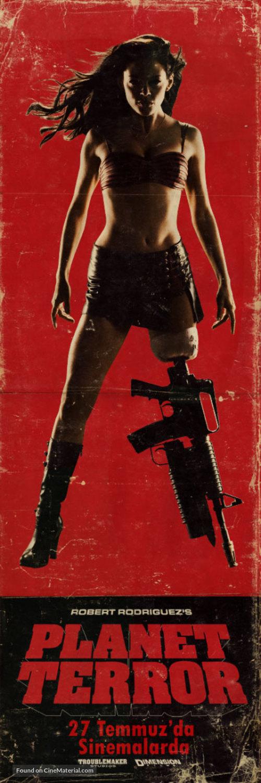 Grindhouse - Turkish Teaser movie poster