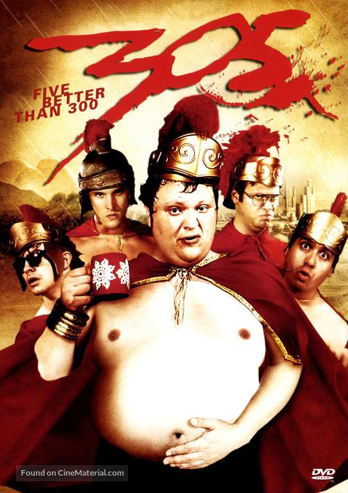 305 - DVD movie cover