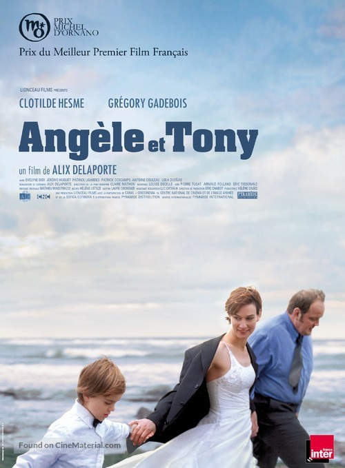 Angèle et Tony - French Movie Poster