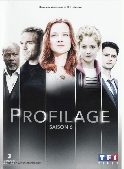 """Profilage"" - French Movie Cover"