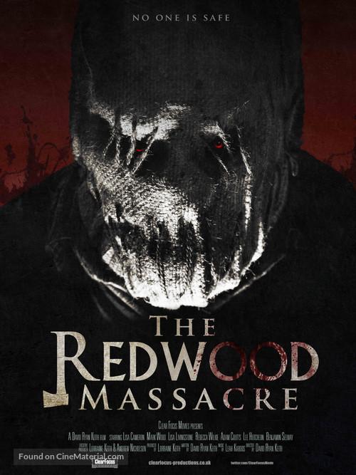 The Redwood Massacre - British Movie Poster