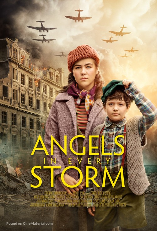 Angels in Every Storm - Movie Poster