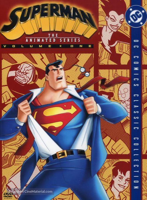"""Superman"" - Movie Cover"
