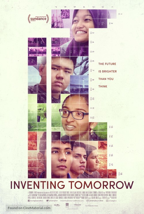 Inventing Tomorrow - Movie Poster