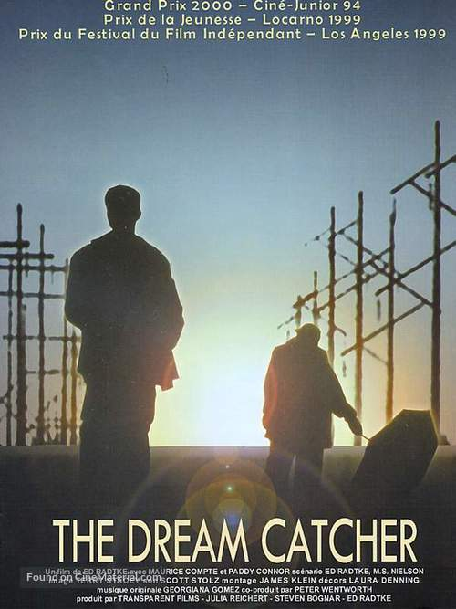The Dream Catcher 1999 The Dream Catcher French movie poster 2