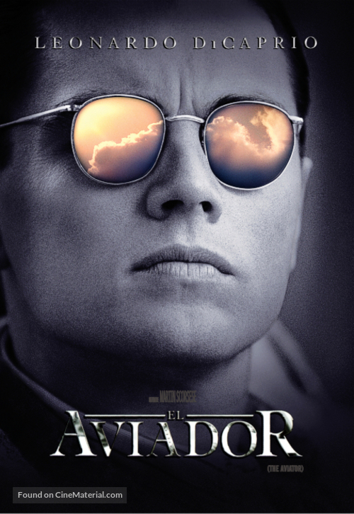 The Aviator - Argentinian Movie Cover