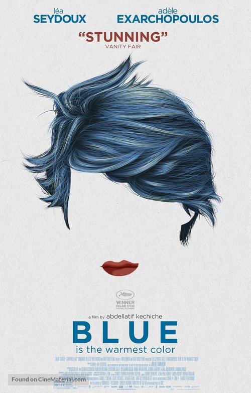 La vie d'Adèle - Movie Poster