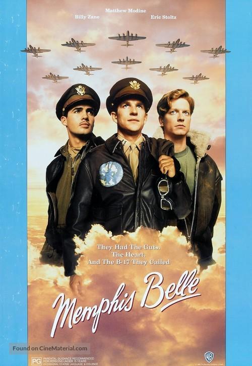Memphis Belle - Australian Movie Poster