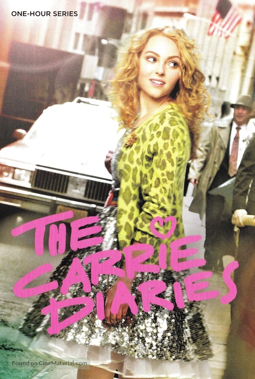 """The Carrie Diaries"" - Movie Poster"