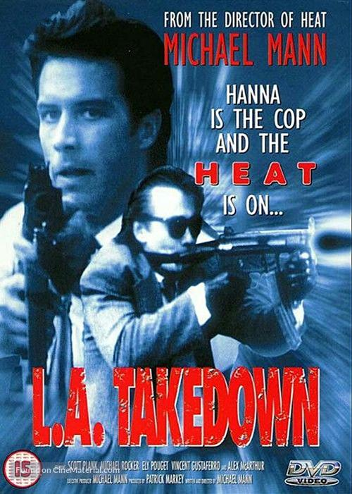 L.A. Takedown - British Movie Cover