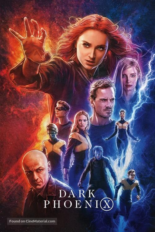 Dark Phoenix - Video on demand movie cover