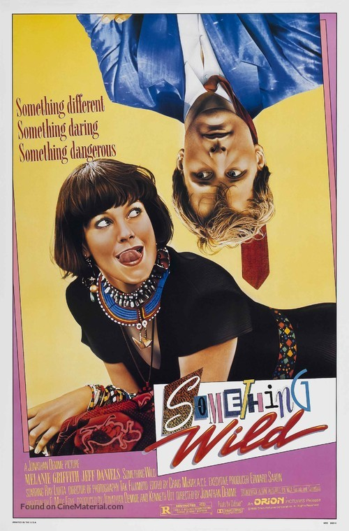 Something Wild - Movie Poster