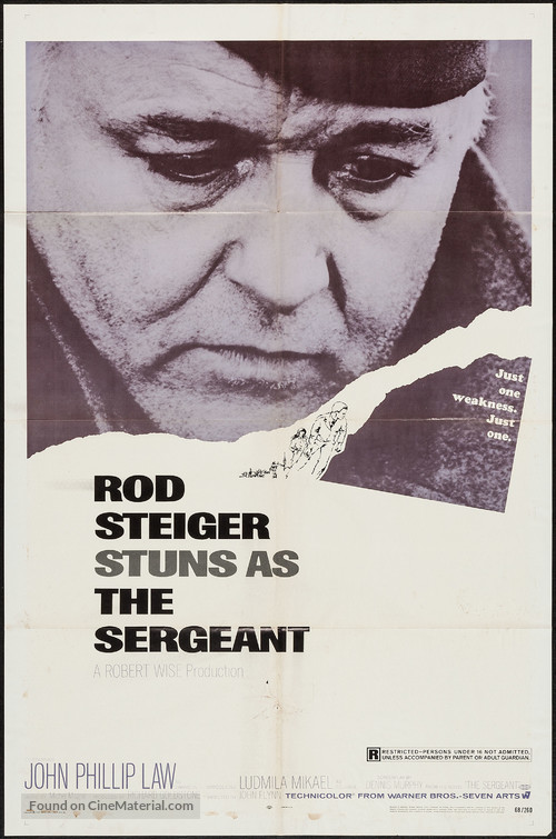 The Sergeant - Movie Poster